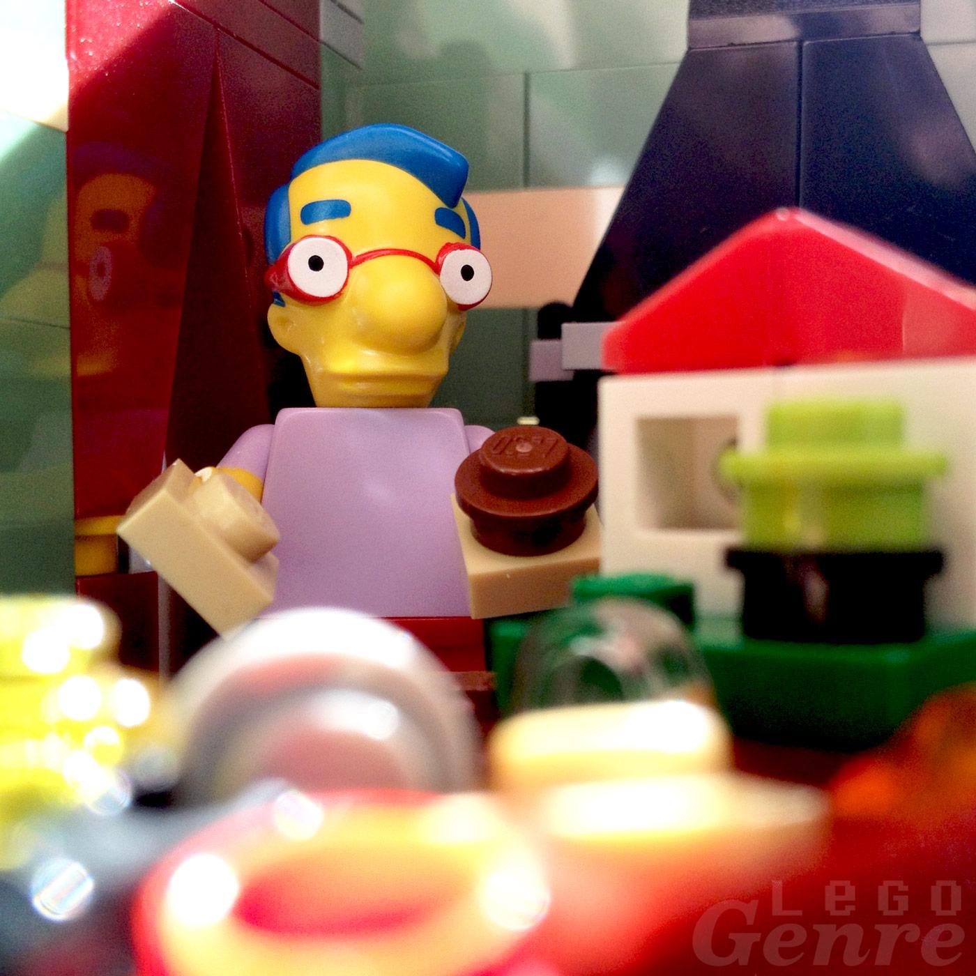 LegoGenre 00379: Master Builder Milhouse