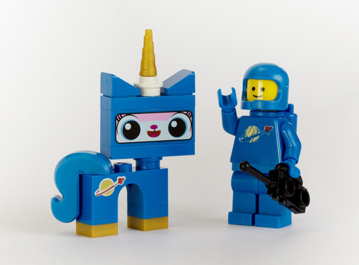 New Elementary's Lego Benny Spaceship 70816 Review, Benny and Astrokitty