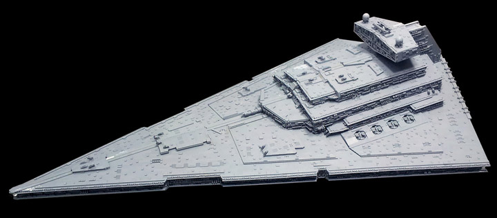 Jerac's Lego Star Wars Star Destroyer