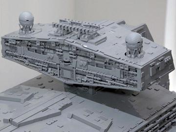 Jerac's Lego Star Wars Chimaera Bridge