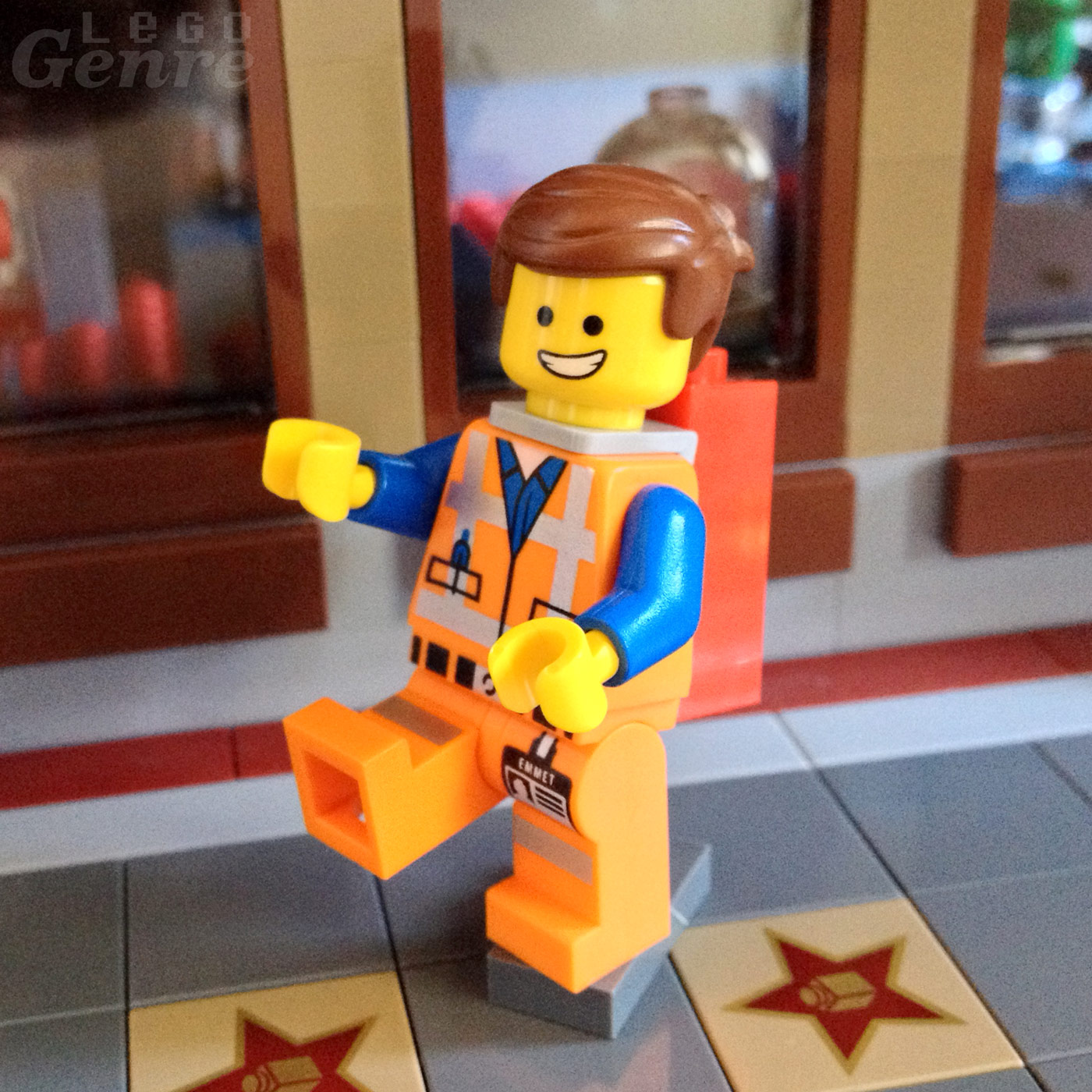 LegoGenre 00380: Wednesdays Are Awesome!