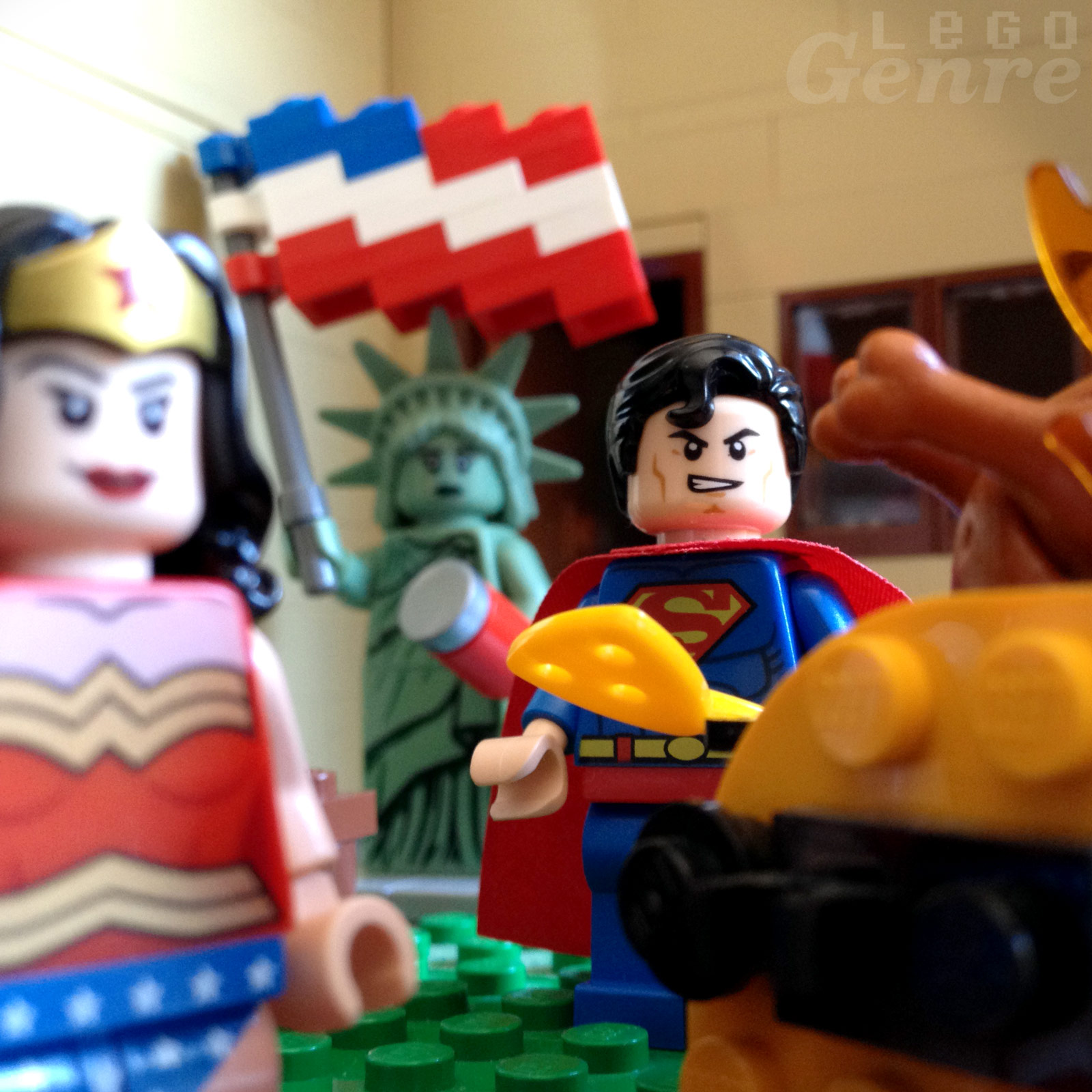 LegoGenre: Fourth of July