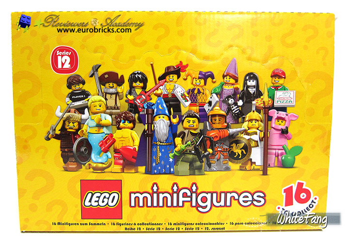 Whitefang Lego Minifigures Series 12 Review