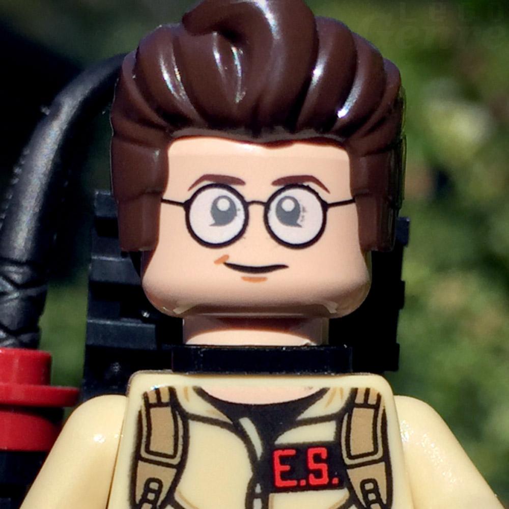 LegoGenre: Dr. Egon Spengler