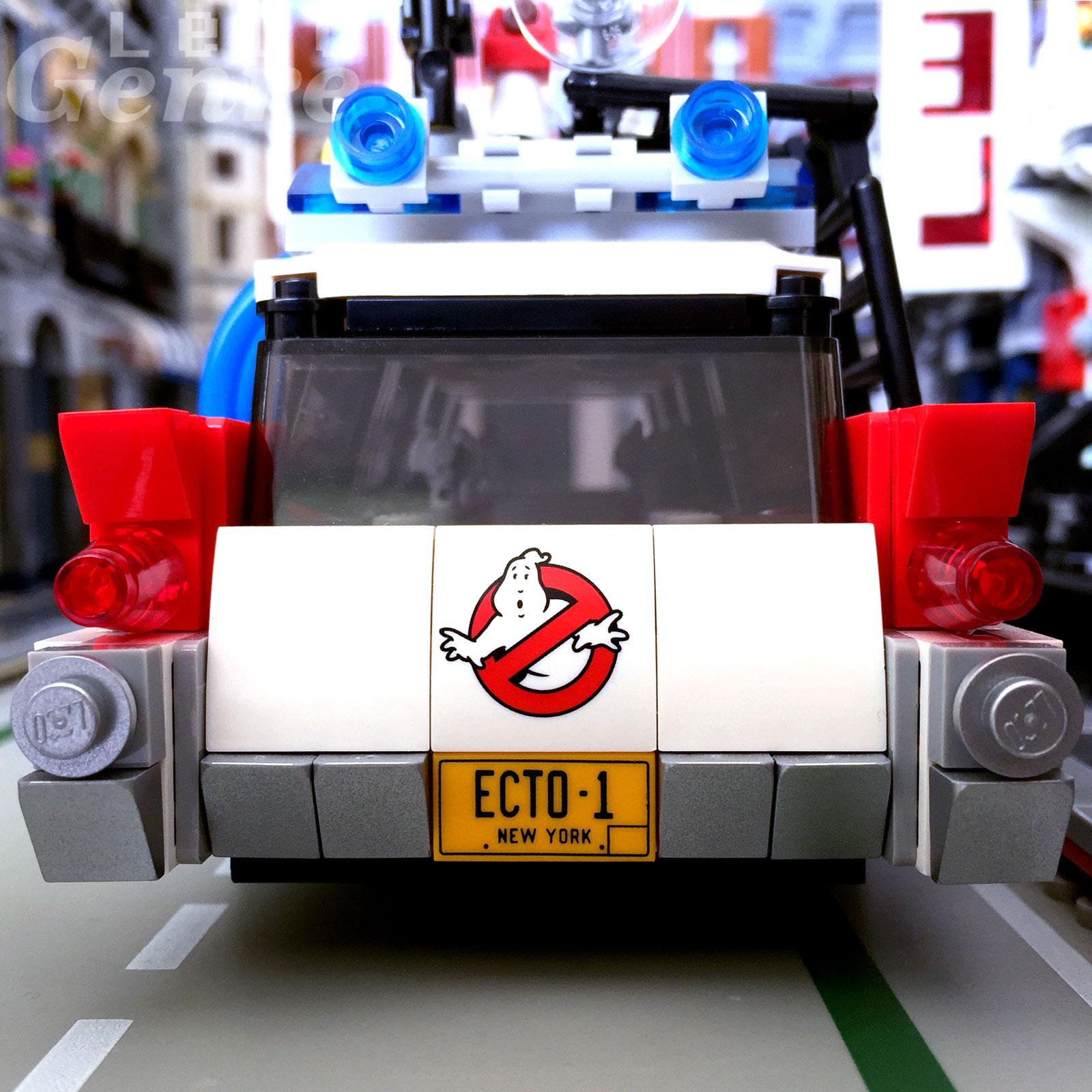 LegoGenre: Ecto-1