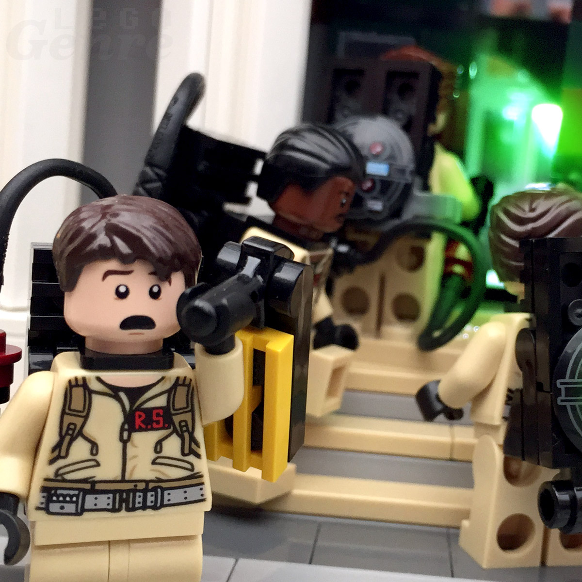 LegoGenre: Who you gonna call? …Ghostbusters!