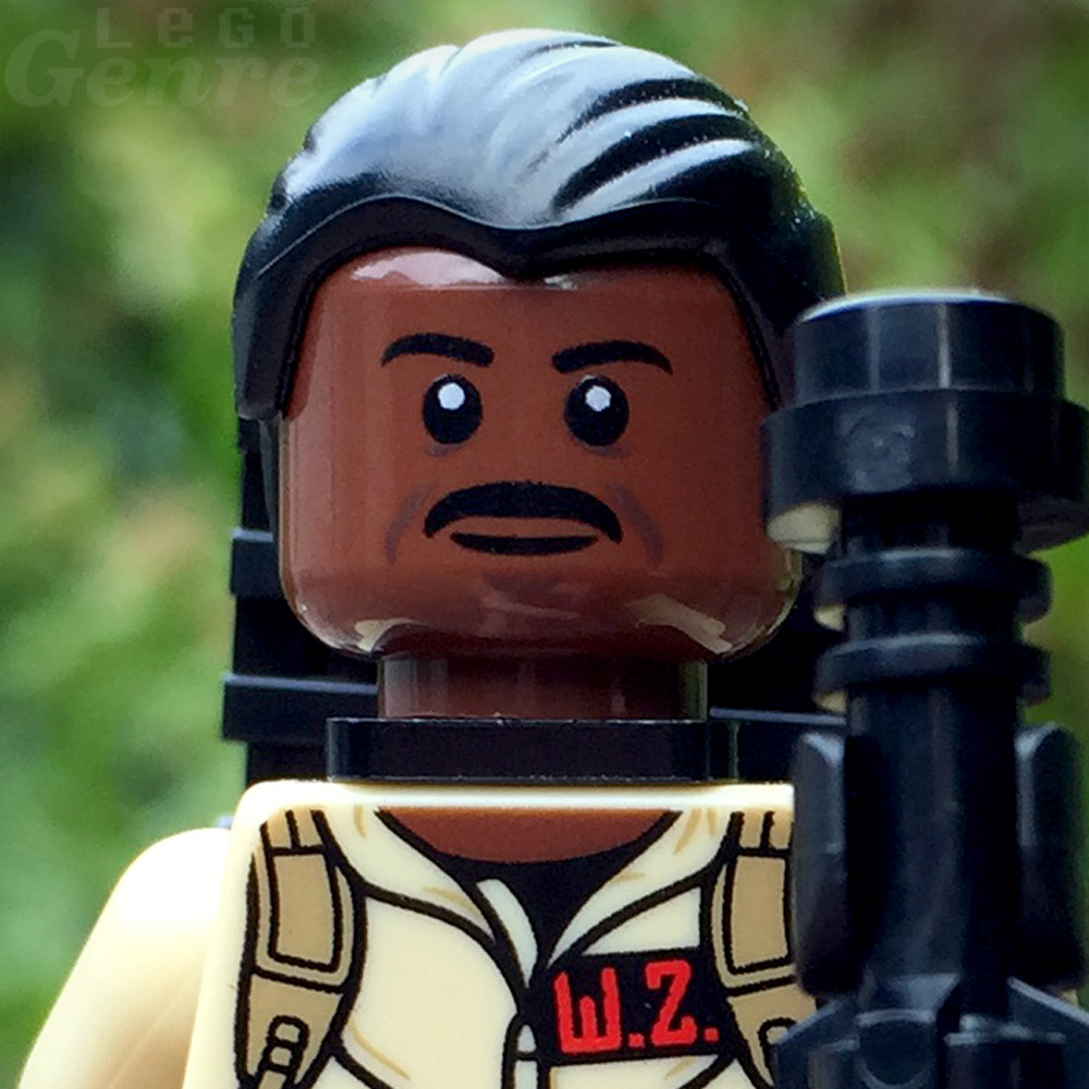 LegoGenre: Winston Zeddemore