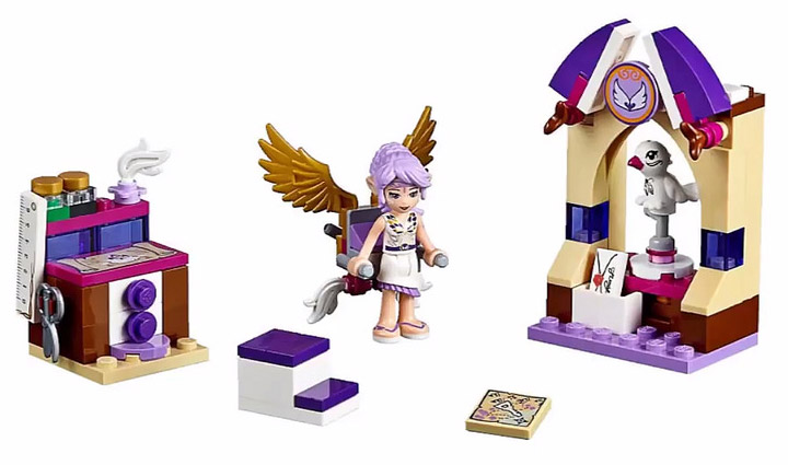 Lego Elves Aira's Creative Workshop, 41071