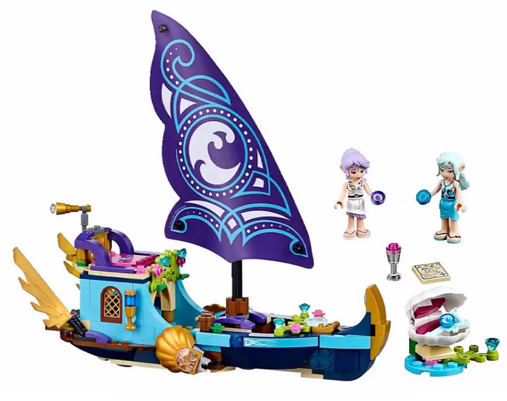Lego Elves Naida's Epic Adventure Ship, 41073