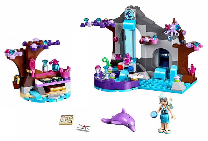 Lego Elves Naida's Spa Secret, 41072