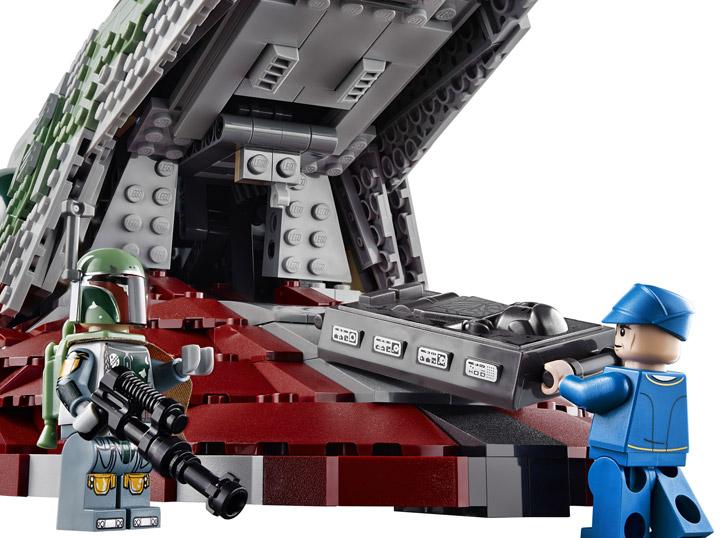 Lego Star Wars Slave 1, 75060 Boba Fett