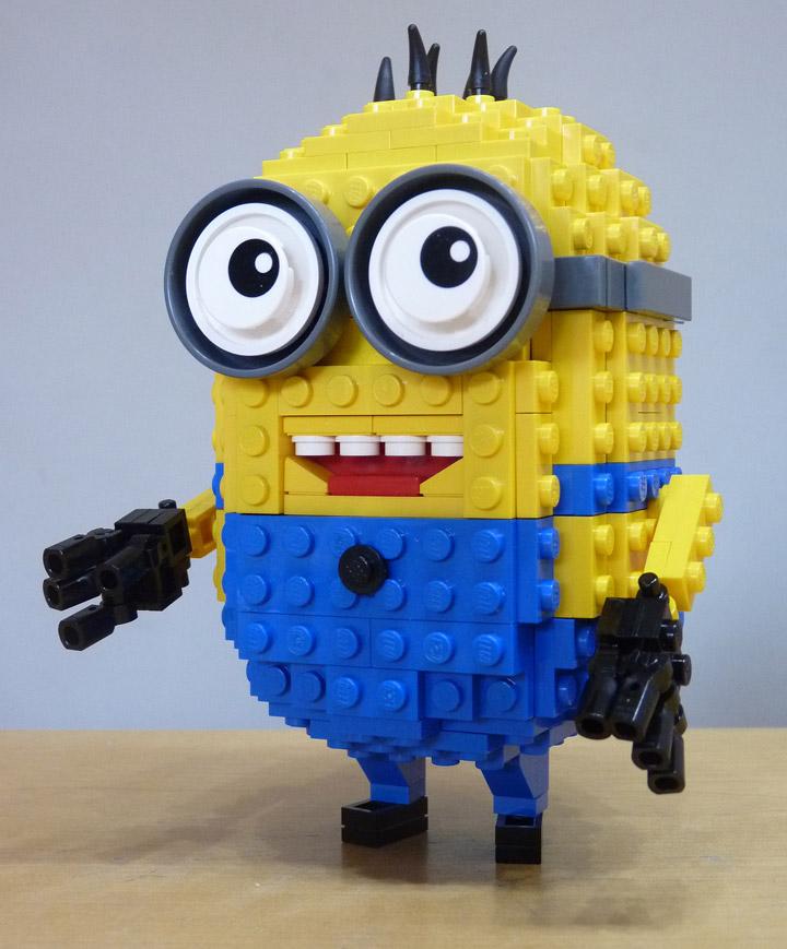 Oliver Kude's Lego Minion Papoy