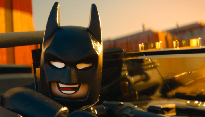 The Lego Movie, Lego Batman Movie