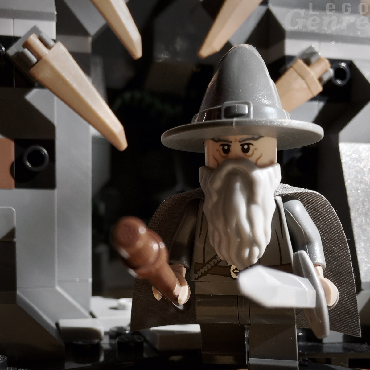 LegoGenre: Mithrandir