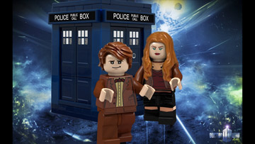Lego Ideas, Doctor Who