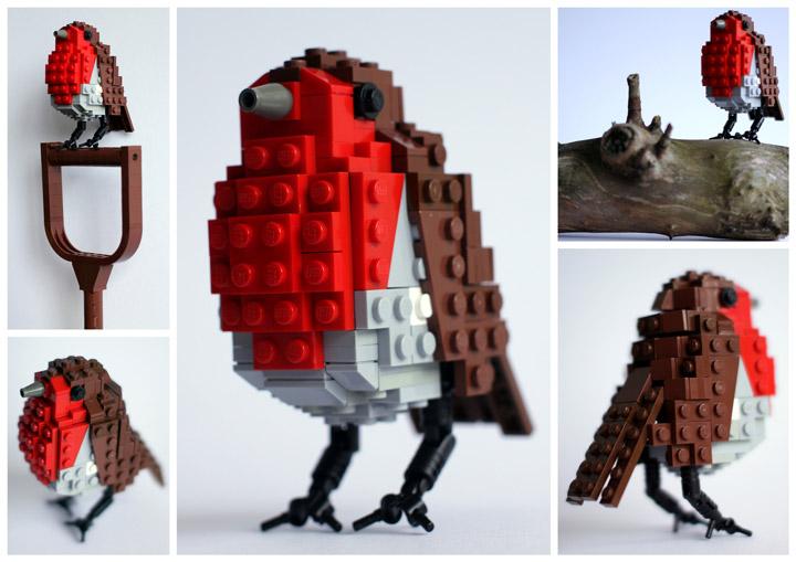 Lego Ideas, Lego Birds