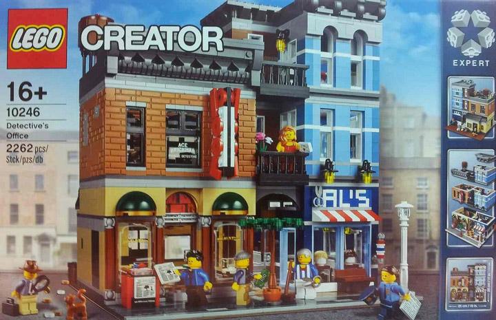 Lego Modular Detective's Office 10246