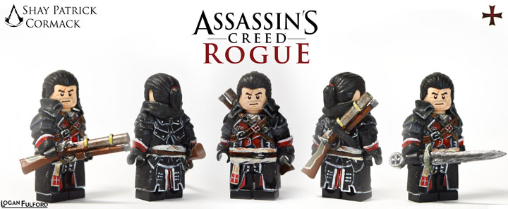 Logan Fulford's Lego Assassin's Creed Rouge