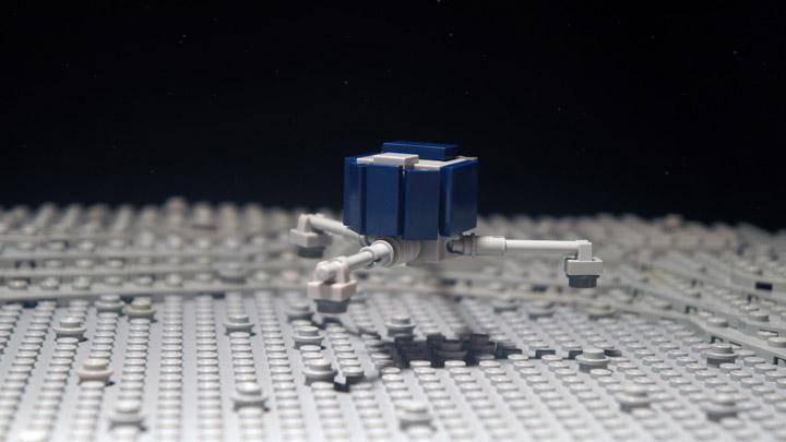 MolochBaal's Lego Philae Module