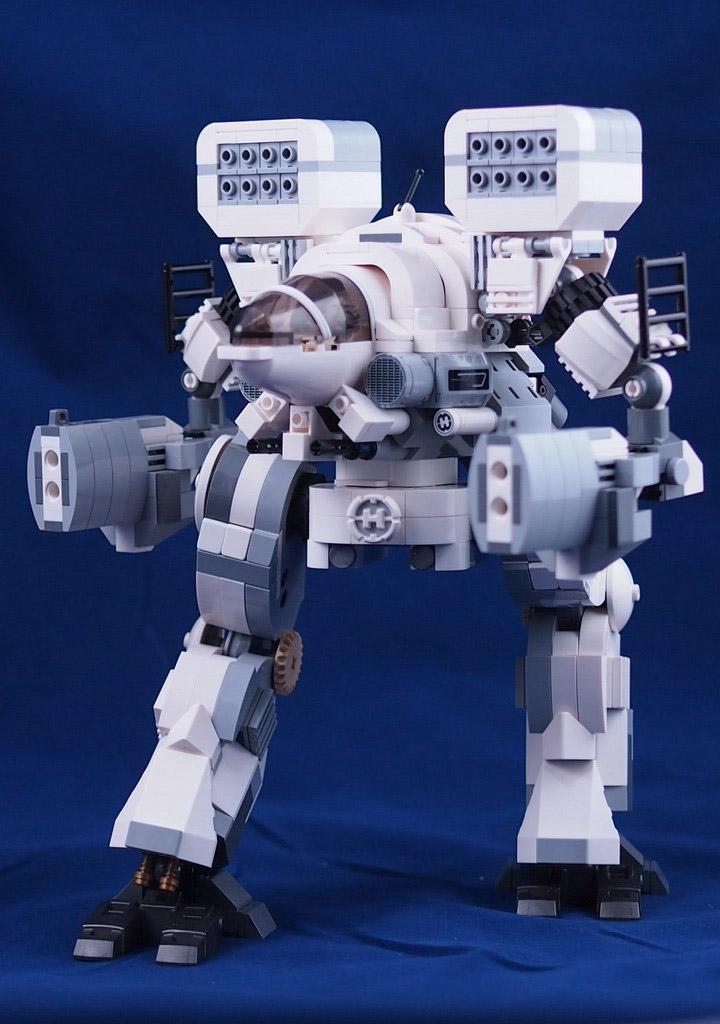 ccy's Lego BattleTech Mad Cat