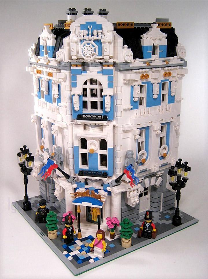 lgorlando's Lego International Hotel 01
