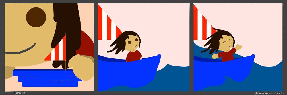 Bricklies 003: Float On