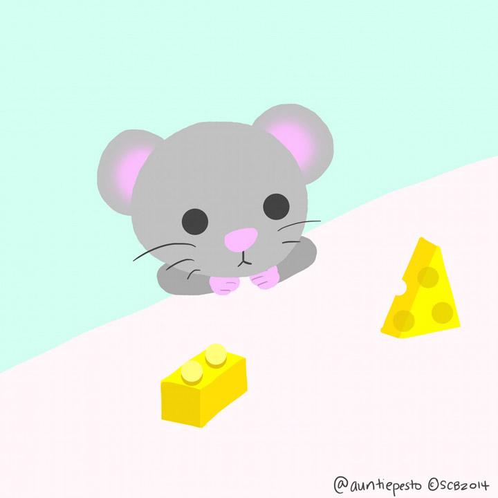 Bricklies: Lego Cheese