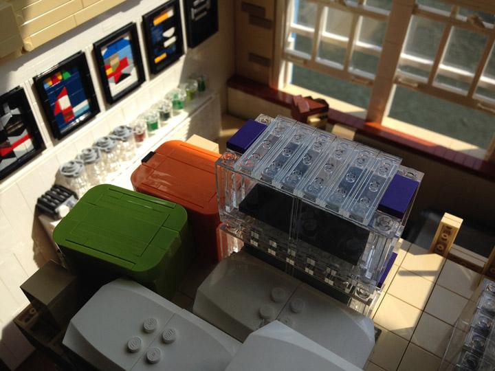 Dave Kaleta's 411C Lego Studio Storage