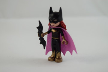 JustJon's Custom Lego Super Friends, Superheroes, Batgirl