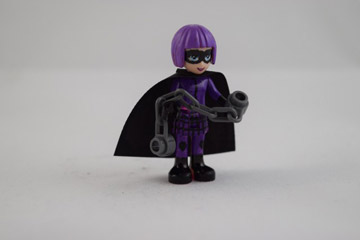 JustJon's Custom Lego Friends Superheroes, Hit Girl