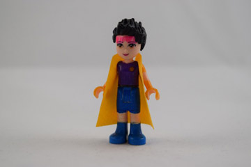 JustJon's Custom Lego Friends Superheroes, Jubilee
