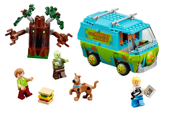 Lego Scooby Doo. Mystery Machine 75902
