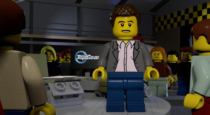 Lego Top Gear Video