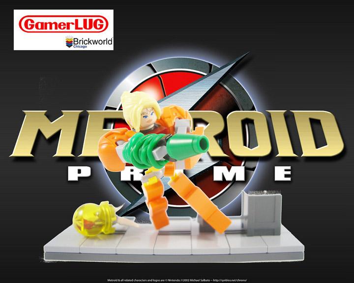 Jared If only I remembered, Lego Metroid Prime, Samus Aran