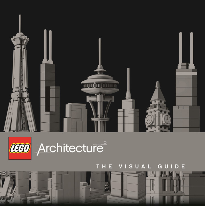 Lego Architecture The Visual Guide Book Cover