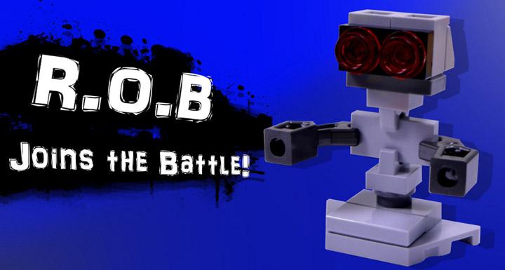 UnknownBrick Films, Nintendo Smash Bros. Lego ROB