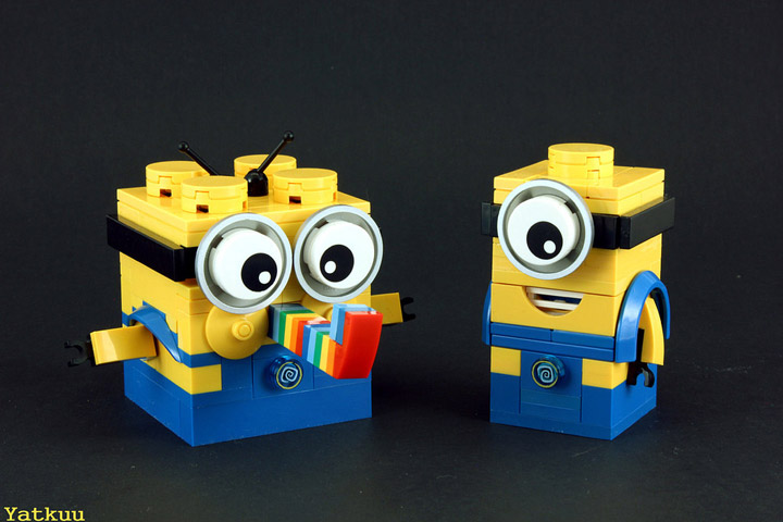Yatkuu's Lego Minions! Party