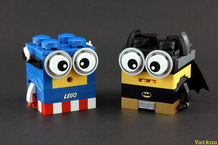 Yatkuu's Lego Super Minions!