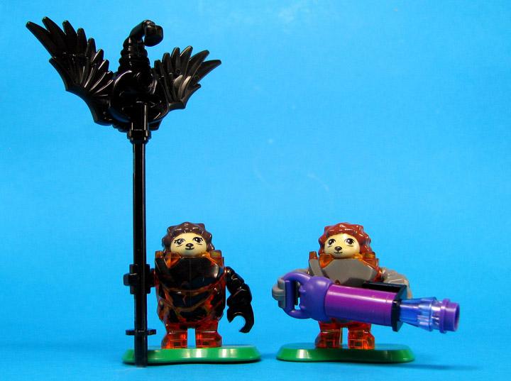 KarfOohlu's Lego Hedgeman Legionaries