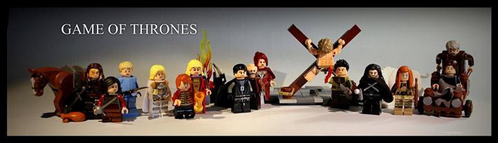 Legoagogo's Lego Game Of Thrones