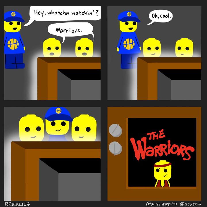 Bricklies: The Warriors