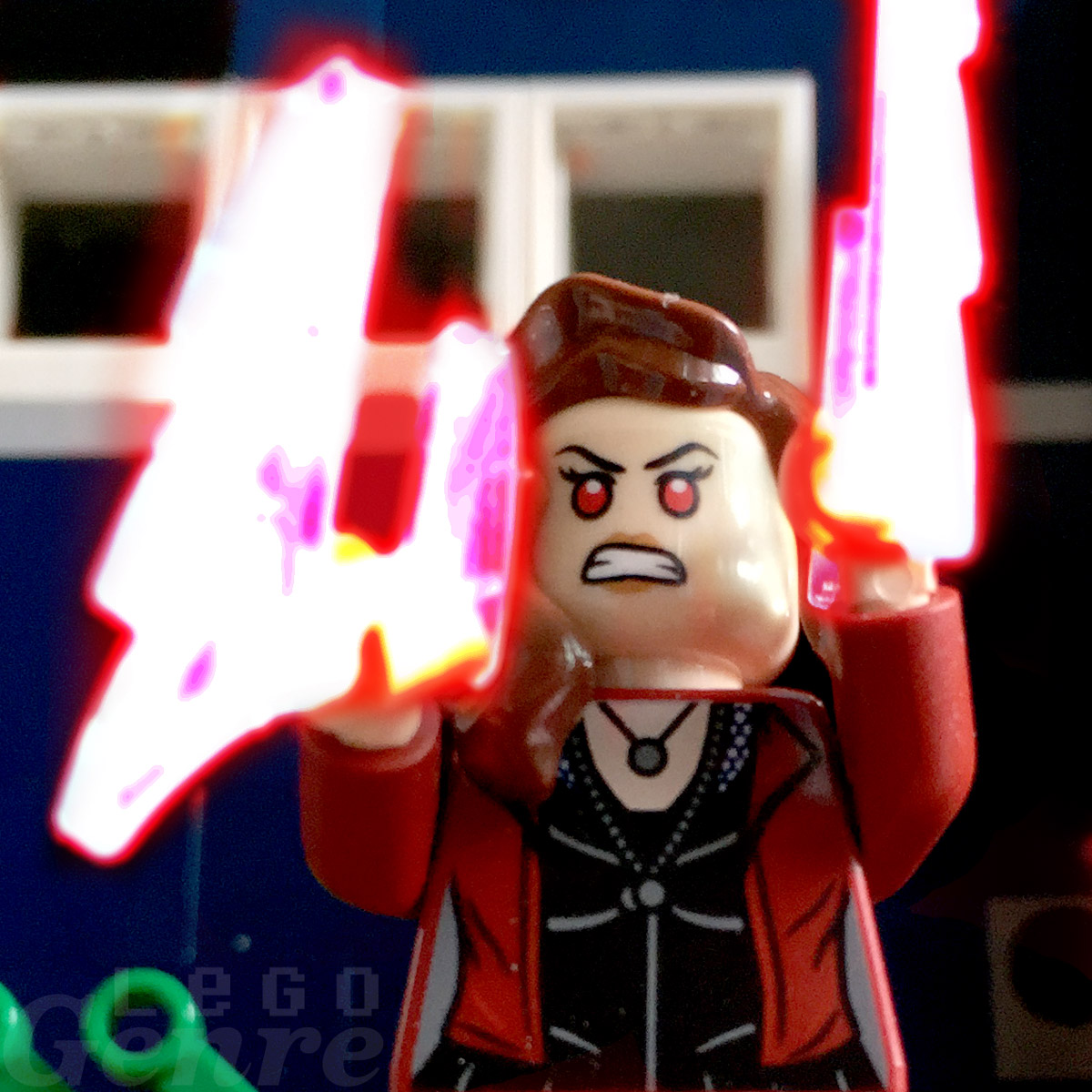 LegoGenre: Scarlet Witch