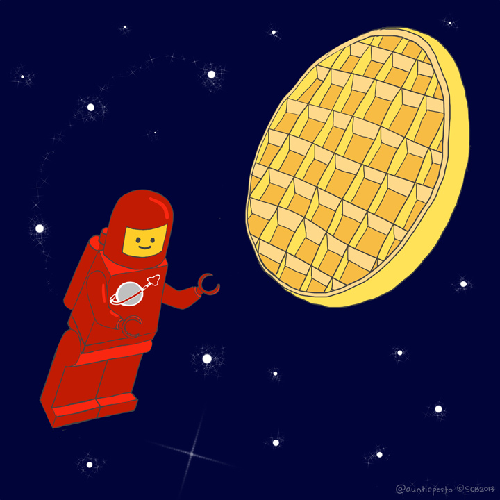 Bricklies: Flashback Friday, Lego My Eggo!