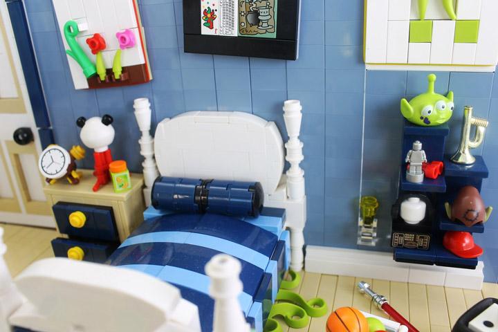 Cesar Soares's Lego Kids Room Detail 02