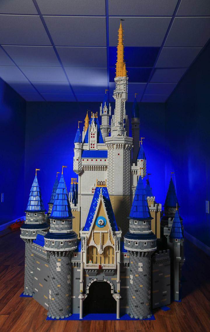 LegoCastle's Lego Disney Cinderella Castle