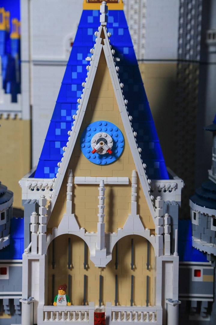 LegoCastle's Lego Disney Cinderella Castle Detail