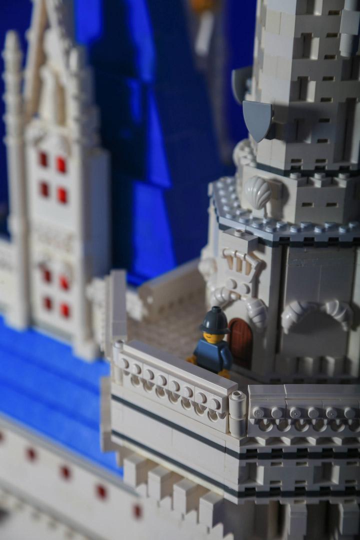 LegoCastle's Lego Disney Cinderella Castle Guard