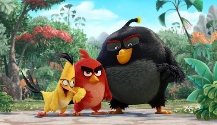 Lego Angry Birds Announcement