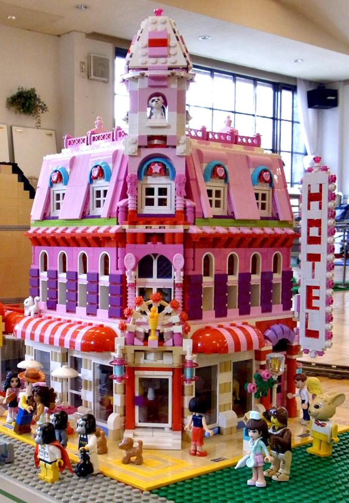 Lego Friends Lovely Hotel