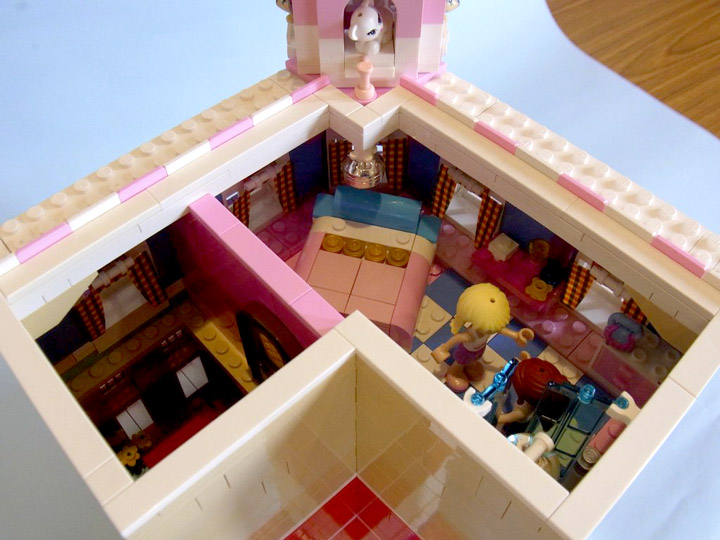 lego friends lovely hotel price the